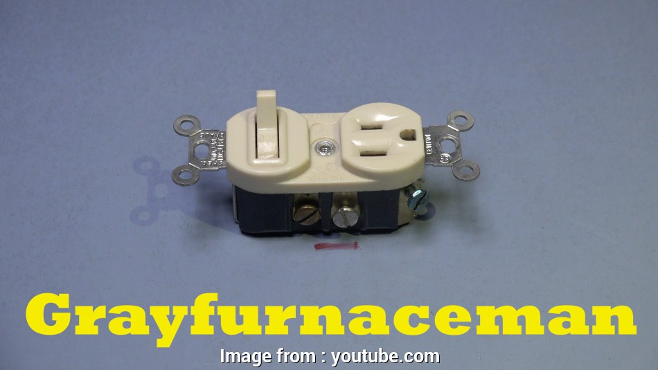 how to wire a half switched outlet video The combination switch outlet explained 10 Top How To Wire A Half Switched Outlet Video Ideas