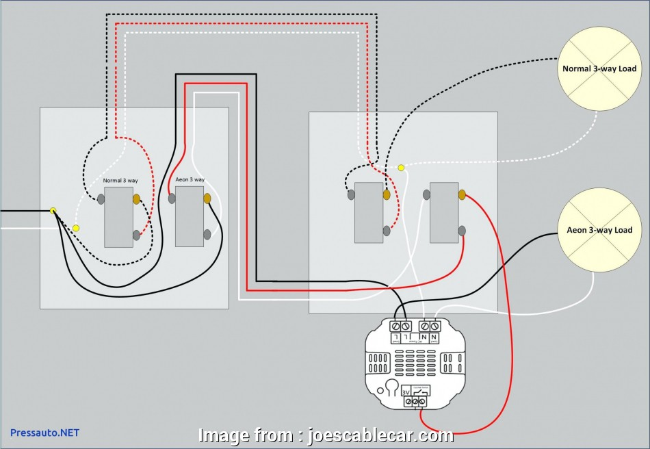 How To Wire A Hall, Landing Light Switch Simple Wiring Diagram Hall Hallway Light Switch Wiring Diagrams on