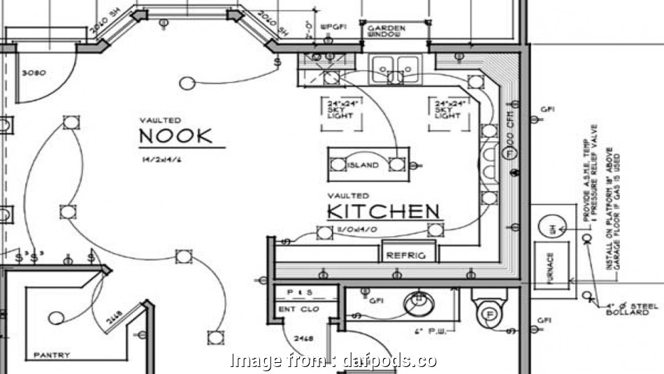 how to wire a house  electricity diagram fantastic modern