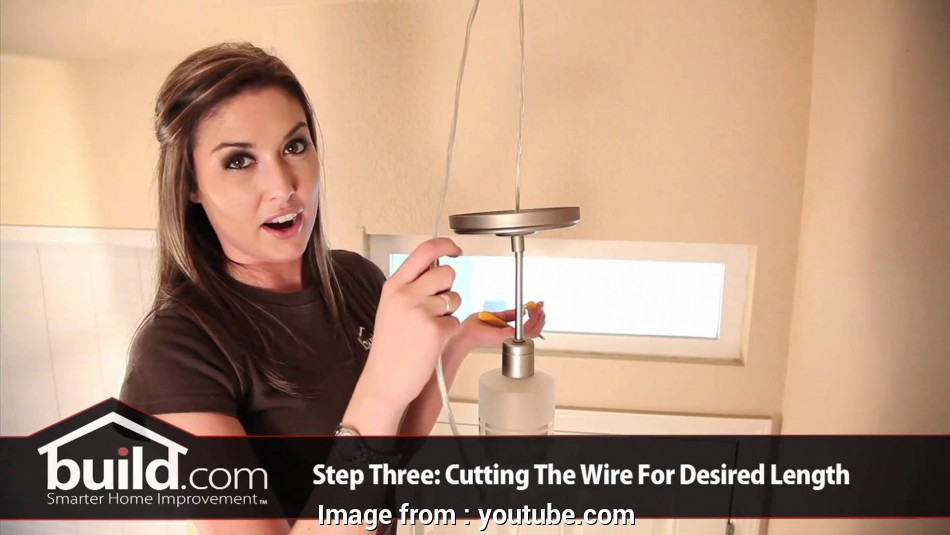 how to wire a light fixture youtube How To Replace, Install A Pendant Lighting Fixture How To Wire A Light Fixture Youtube Brilliant How To Replace, Install A Pendant Lighting Fixture Images
