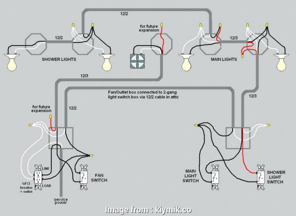 how to wire a light and light switch wiring a light switch to multiple lights, i outlets on same rh jasonandor, Wiring, Outlets in Series Multiple Outlet Wiring Diagram 20 Popular How To Wire A Light, Light Switch Photos