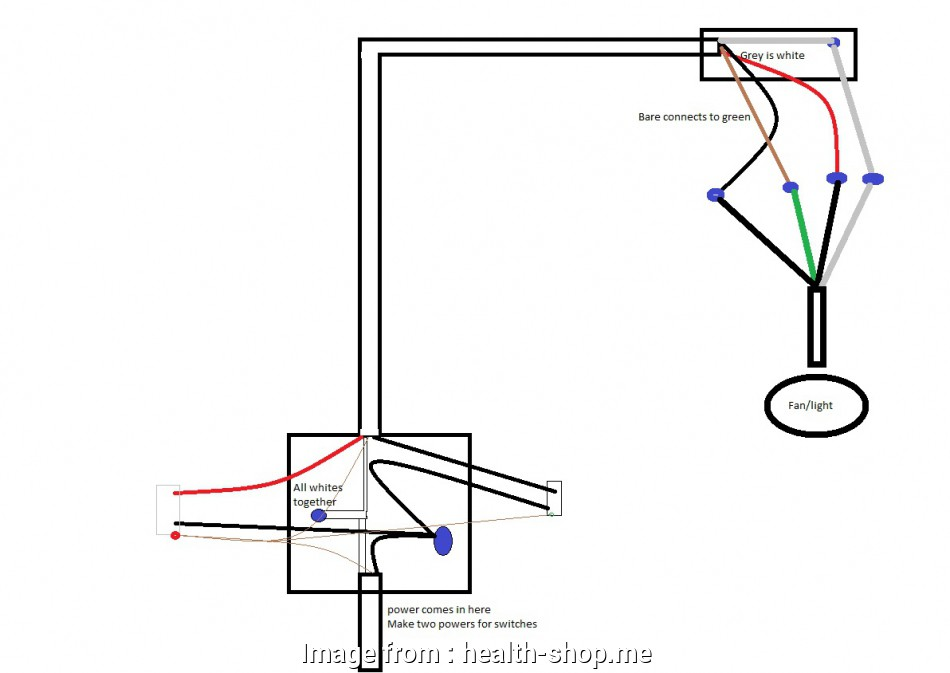 how to wire a light on a ceiling fan Wiring Ceiling, With, Switches Home Design Ideas At, To Wire A Diagrams How To Wire A Light On A Ceiling Fan Nice Wiring Ceiling, With, Switches Home Design Ideas At, To Wire A Diagrams Galleries