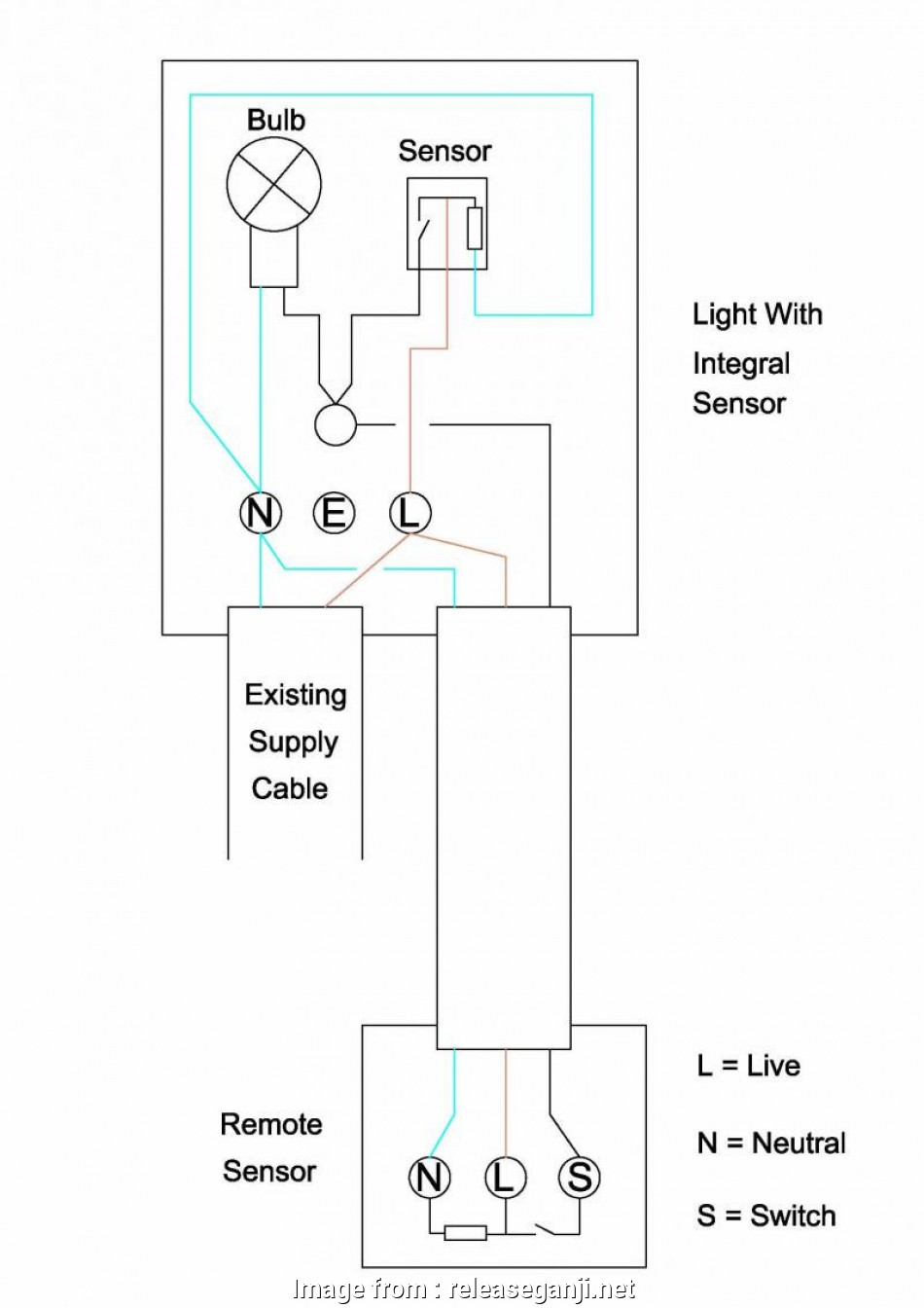 how to wire a new light switch Motion Sensor Lights Wiring Diagram, Light Switch, Me Mesmerizing A 12 Popular How To Wire A, Light Switch Ideas