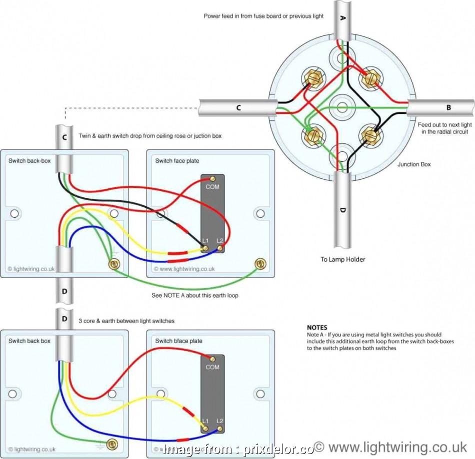 how to wire a light switch in the uk elegant wiring light switch diagram double nz, wire lights rh galericanna com 16 Perfect How To Wire A Light Switch In, Uk Solutions