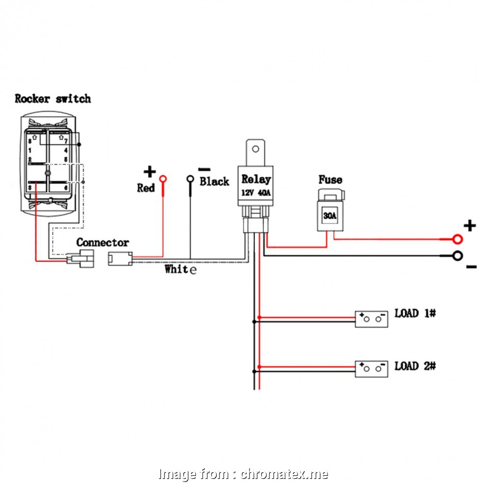 How To Wire A Light Switch To An Outlet Diagram Practical Dual Light on remote control electrical switch outlet, light switch with receptacle and outlet, wiring light switch from outlet, light switch wiring with gfci outlet,