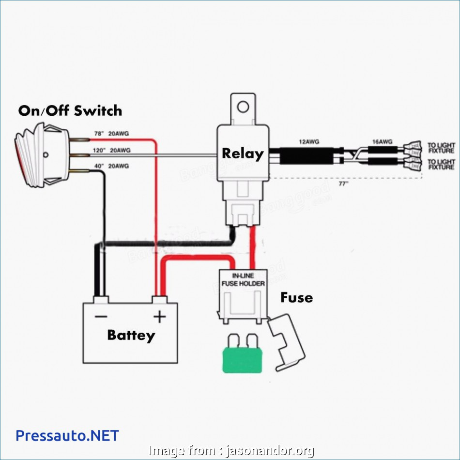 how to wire a light bar to a switch Car Wiring, 12v, Light, Harness Relay F Switch Beauteous Diagram, Wire 13 Practical How To Wire A Light, To A Switch Collections