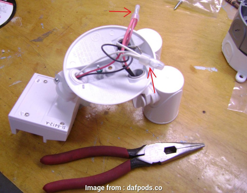 How To Wire A Light With Motion Detector Cleaver