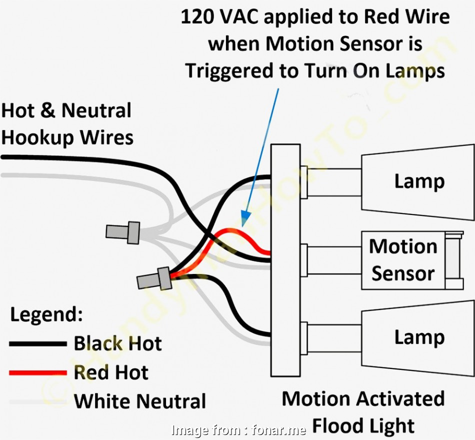 how to wire a motion light switch Motion Sensor Light Switch Wiring Diagram, fonar.me 11 Best How To Wire A Motion Light Switch Images