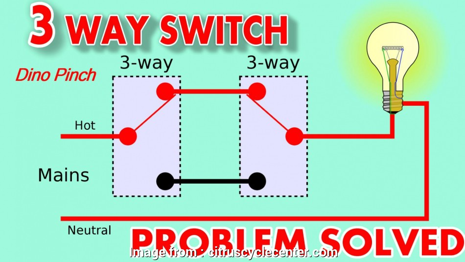how to wire a three way switch to a single light ... Light Valid 3, Switch Single Pole Wiring Diagram Unique 3, Switch Only Works When, Switch How To Wire A Three, Switch To A Single Light Creative ... Light Valid 3, Switch Single Pole Wiring Diagram Unique 3, Switch Only Works When, Switch Photos