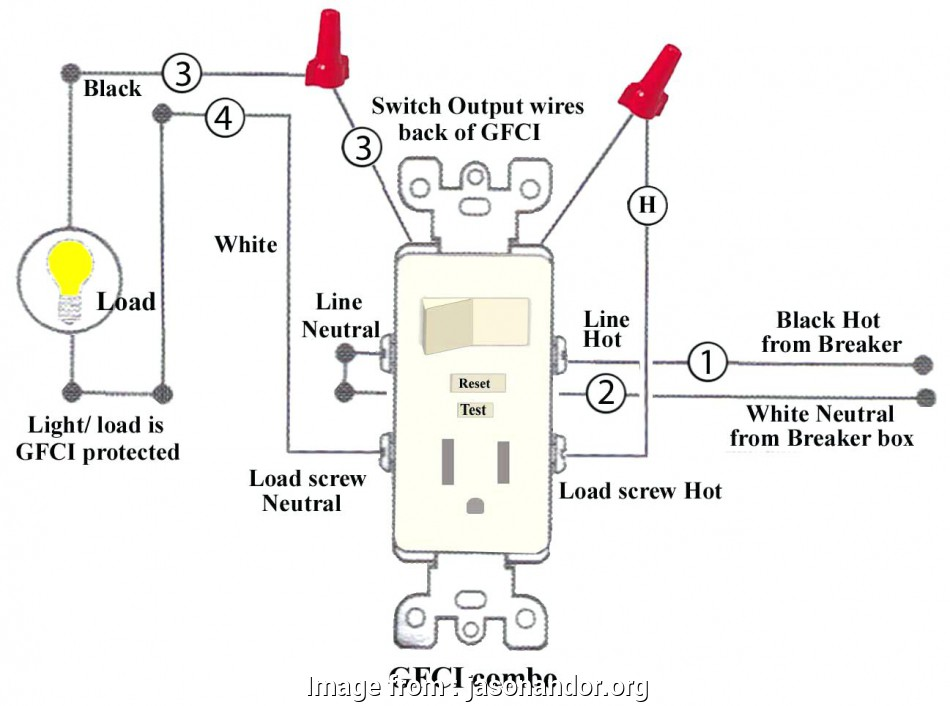 how to wire a three-way switch receptacle Three, Switch Outlet Wiring Diagram Amazing Design Combo Diagrams And 9 Professional How To Wire A Three-Way Switch Receptacle Solutions