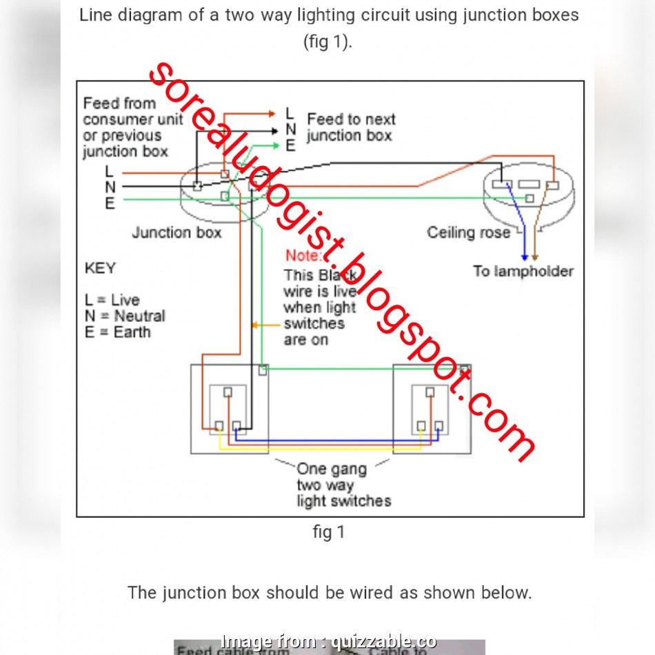 How To Wire A  Way Switch  A Light Brilliant Two  Light