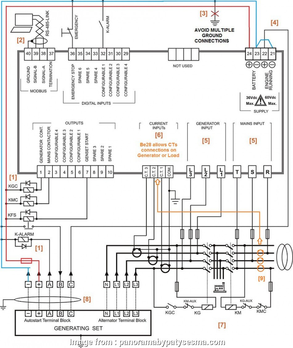 how to wire an automatic transfer switch for a generator Asco 7000 Series Automatic Transfer Switch Wiring Diagram Generator Diagrams Of All 17 Most How To Wire An Automatic Transfer Switch, A Generator Images