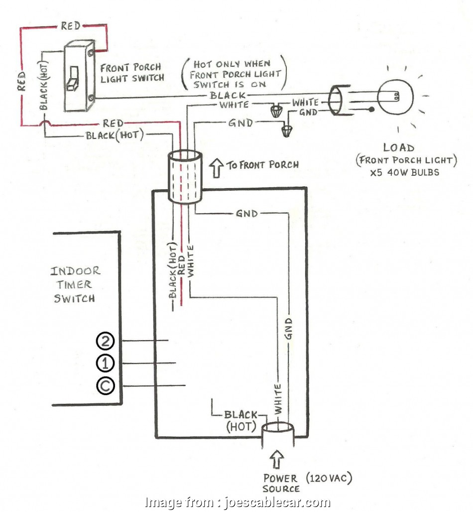 How To Wire An Electrical Outlet With  White  U0026 Black Wires