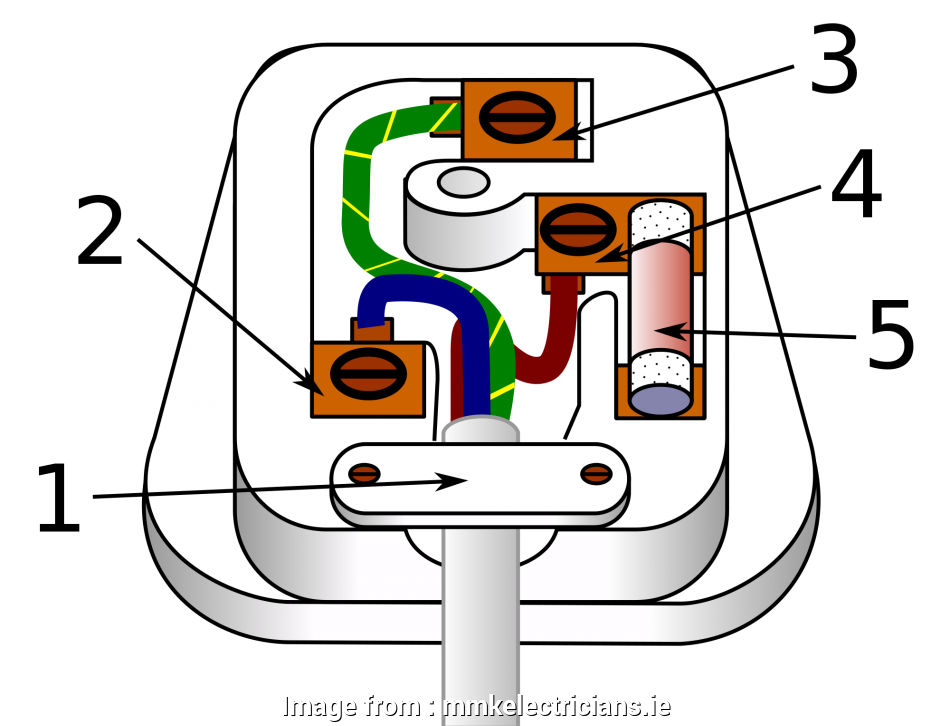 how to wire an electrical plug How to Wire, Pin Plug -, Electricians Dublin 14 Top How To Wire An Electrical Plug Ideas