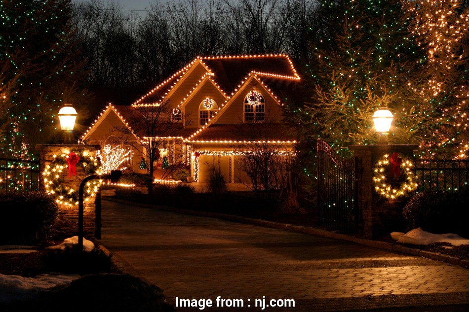 how to wire christmas lights outside Putting up outdoor Christmas lights is easier with expert tips, beauty, safety, NJ.com 17 Fantastic How To Wire Christmas Lights Outside Photos