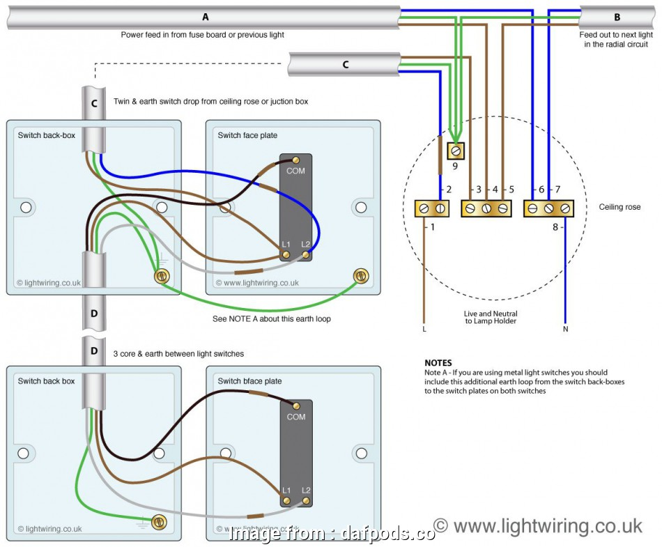 How To Wire  Gang 3  Switch New One  Dimmer Switch Wiring