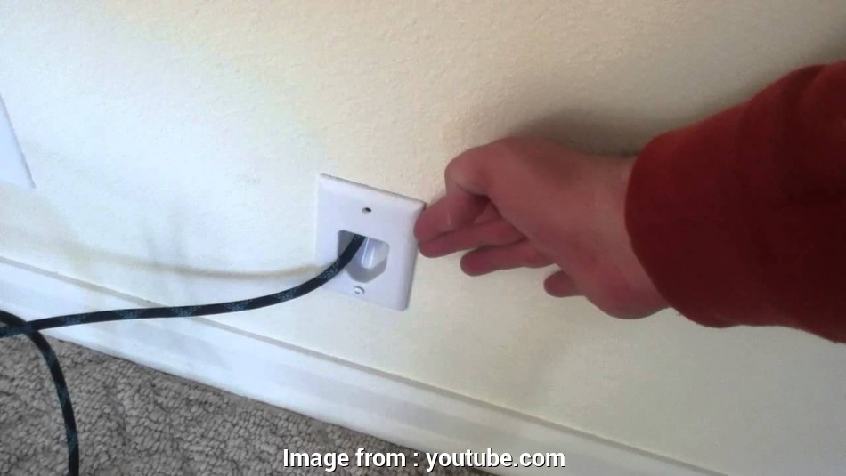 how to wire hdmi wall outlet Using wall plate with behind, wall HDMI cable installation 19 Most How To Wire Hdmi Wall Outlet Pictures