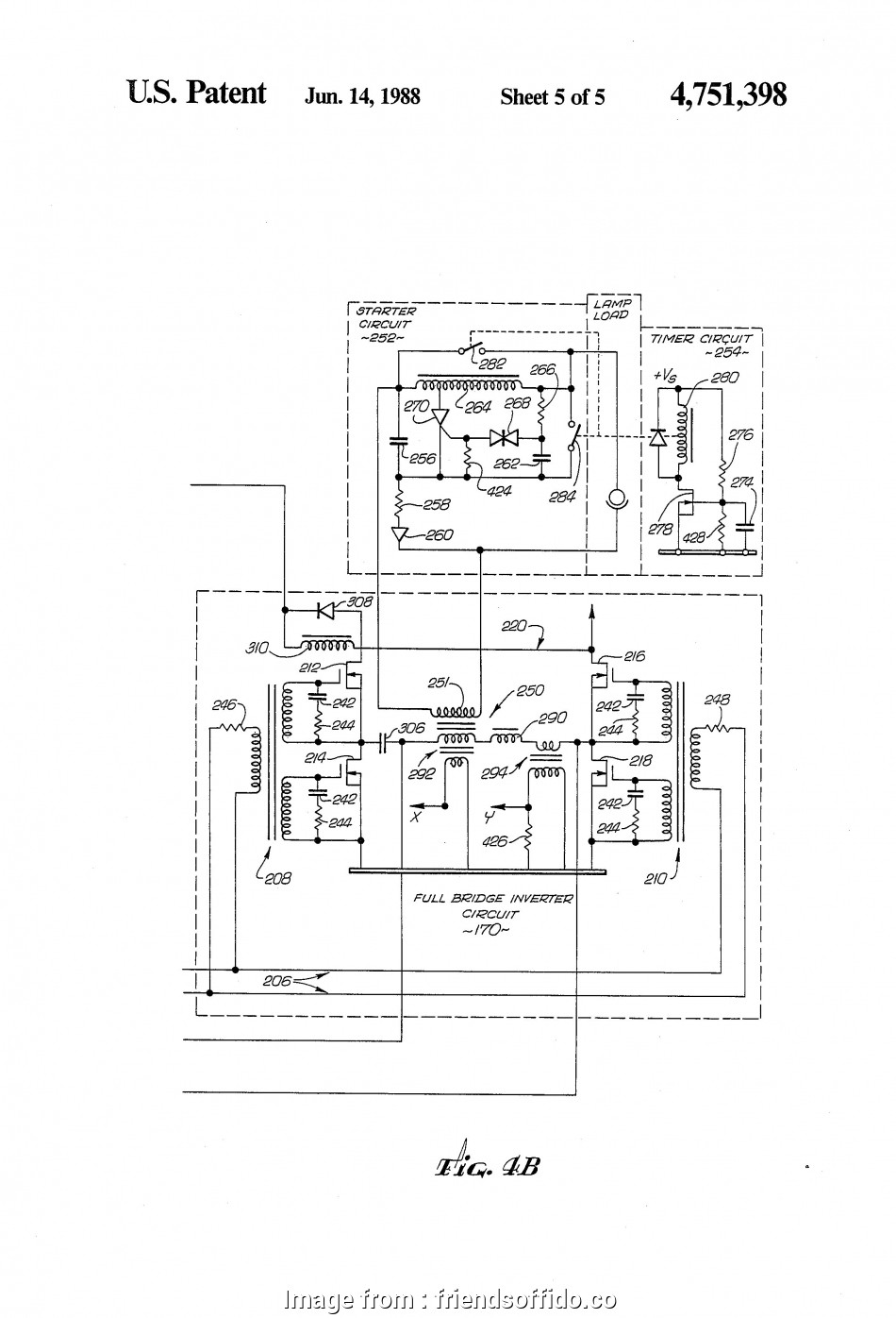 Wiring Diagrams For 4 Lamp T5ho Ballast