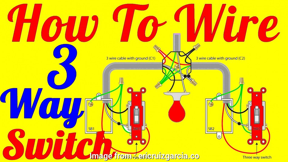 How To Wire Multiple Three, Switches Cleaver 120V 3 ...