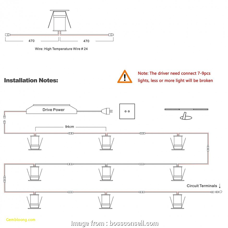Wiring Recessed Lights In Parallel Diagram Diagram Base Website Parallel Diagram Nidiagram Floratorino It