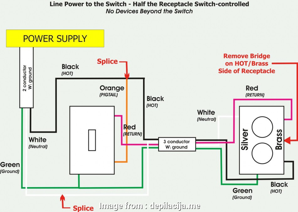 how to wire up a light switch outlet combo leviton outlet wiring diagram  combination switch,