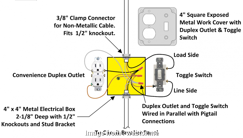 How To Wire Up A Light Switch Outlet Combo Fantastic Wiring Diagram  Light Switch Wiring Diagram Receptacles on switched receptacle diagram, electrical outlet wiring diagram, combination double switch diagram, switched outlet wiring diagram, switch outlet combo wiring-diagram, light switch from outlet diagram,