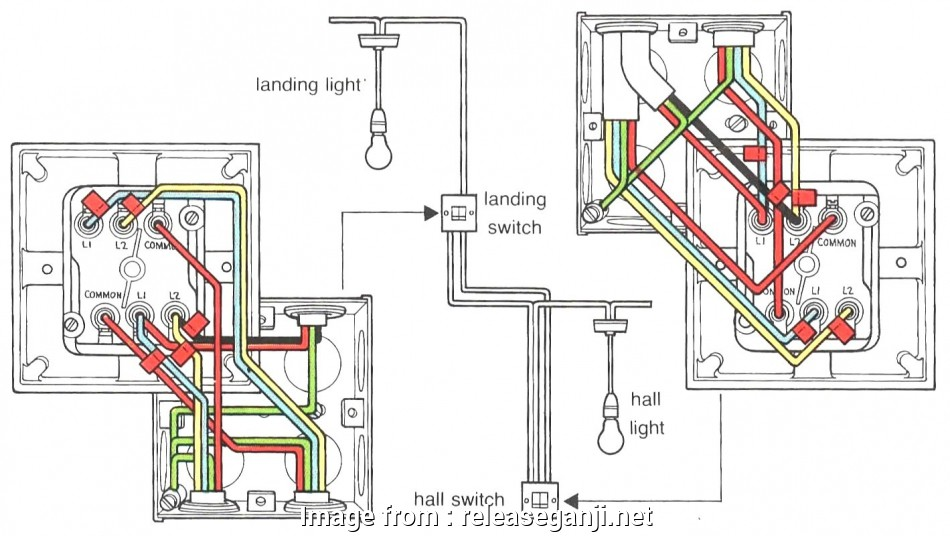 how to wire up two switches to one light How To Wire, Switches, Light 3, Switch Wiring Diagram Lovely Double 17 Best How To Wire Up, Switches To, Light Solutions