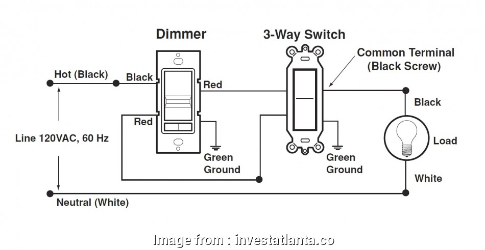 How To Wire  Way Double Toggle Switch Top Leviton Switch