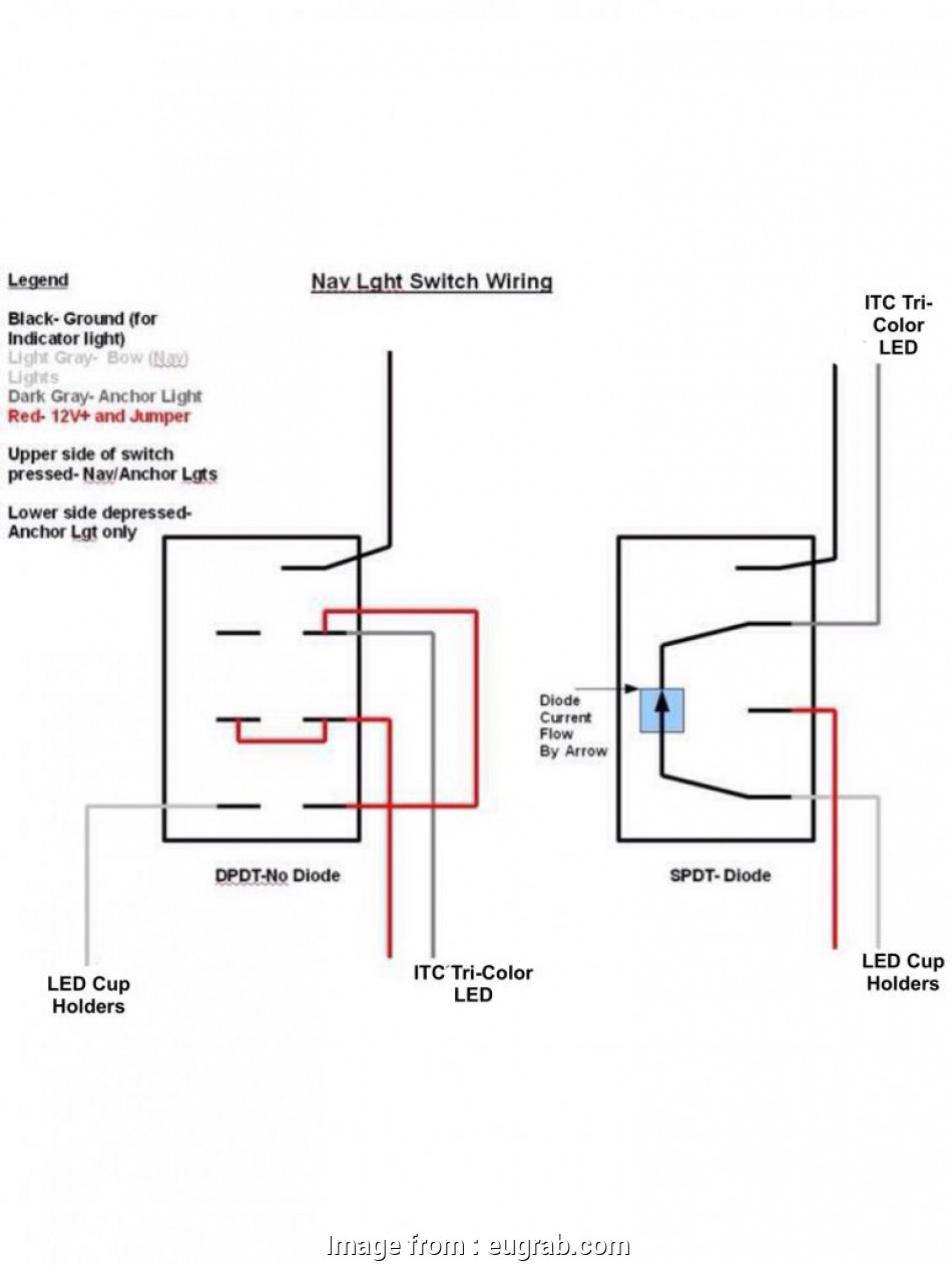 How To Wire  Way Double Toggle Switch Brilliant Wiring Diagram  A 3  Toggle Switch Valid Double