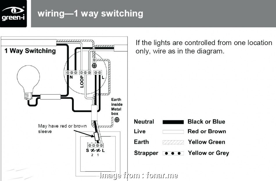 How To Wire  Way Leviton Light Switch Nice Leviton 3