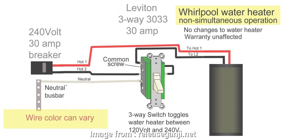 How To Wire  Way Leviton Light Switch Top Leviton Light