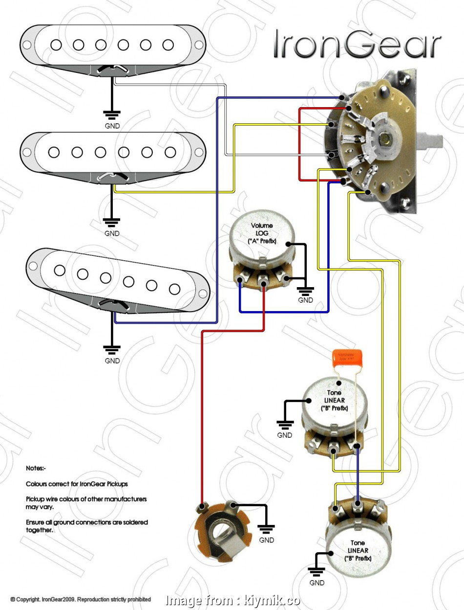 D0A9 Wiring Diagram For Fender Stratocaster 5 Way Switch | Wiring ResourcesWiring Resources