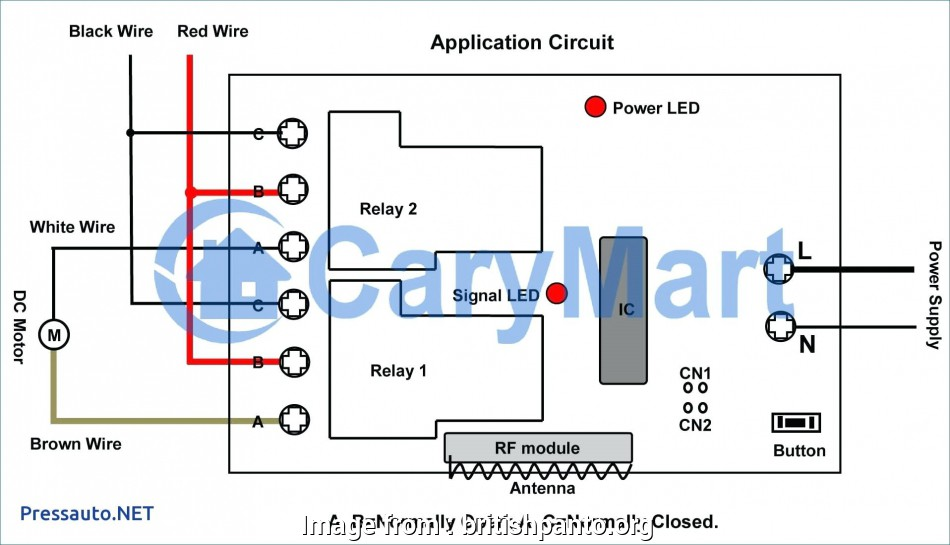How To Wire  Way Switch To A Dc Motor Professional Warn