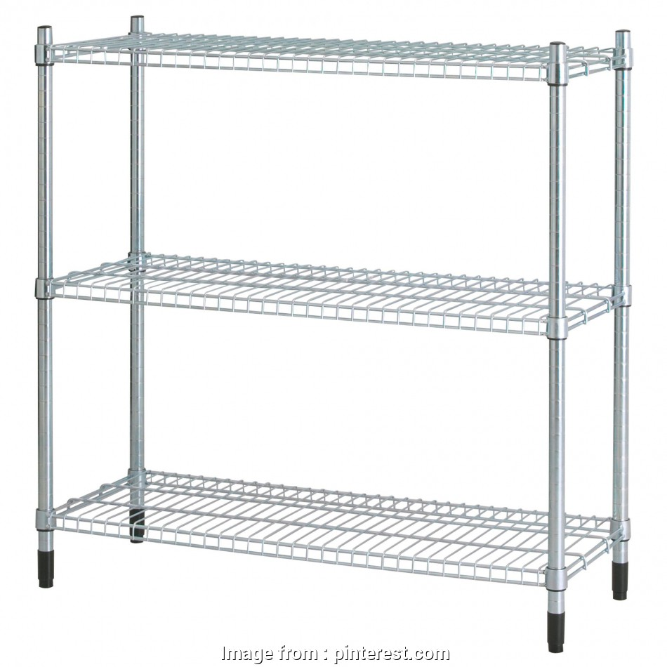 ikea wire shelving omar Probably most affordable kitchen shelf I'll find wihtout combing ebay.... OMAR Shelving unit, 36 1/4x36 1/4x14, IKEA 14 Professional Ikea Wire Shelving Omar Photos