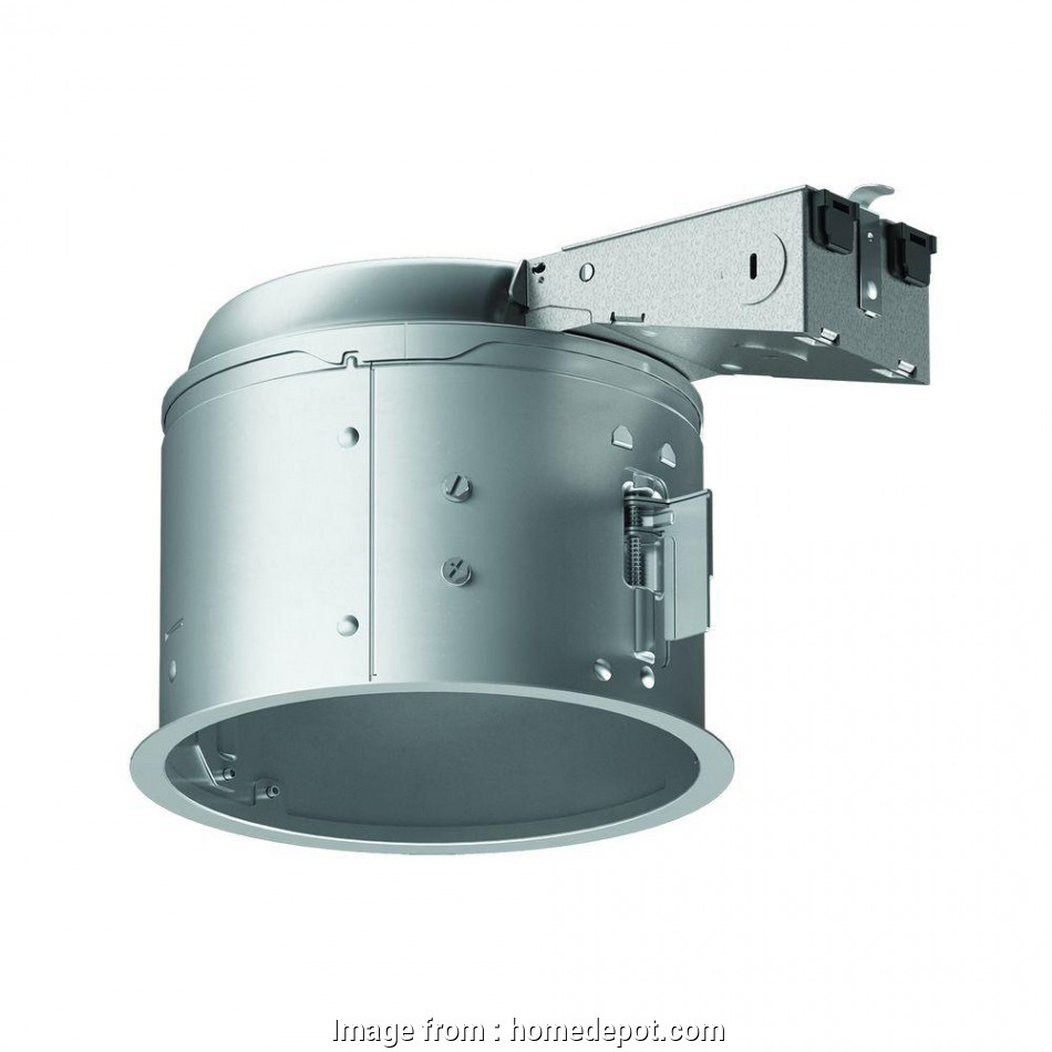 install remodel recessed light housing Halo, 6, Aluminum Recessed Lighting Housing, Remodel Shallow Ceiling, Insulation Contact, Air-Tite 13 Perfect Install Remodel Recessed Light Housing Pictures