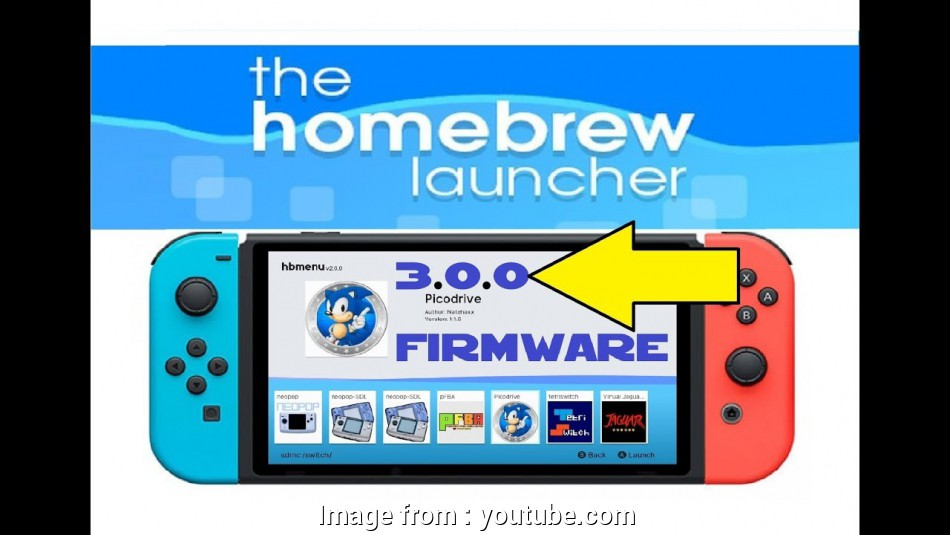install switch homebrew How to install HomeBrew Menu, on Switch 3.0.0 firmware 11 Fantastic Install Switch Homebrew Collections