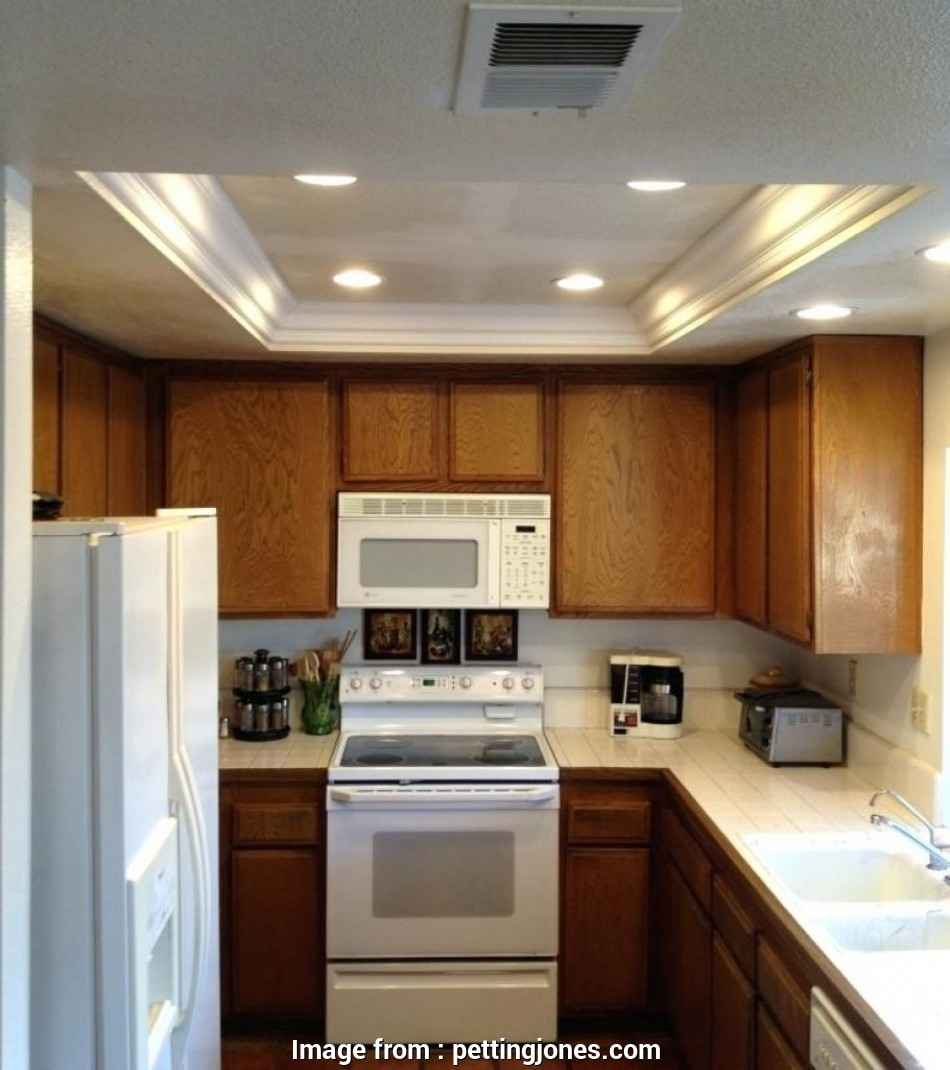 Installing Recessed Lights In A Finished Ceiling Top How ...