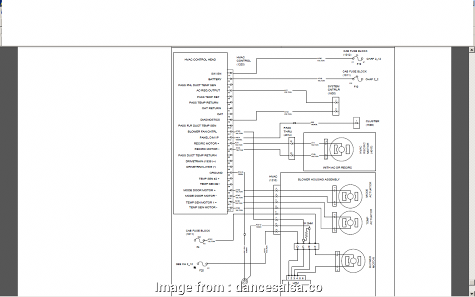 International 8600 Starter Wiring Diagram Creative 8600