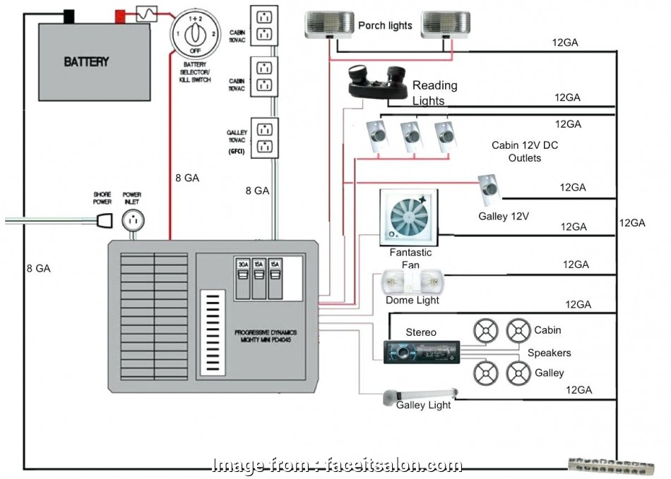 Jayco Electrical Wiring Diagram New Jayco Trailer Wiring