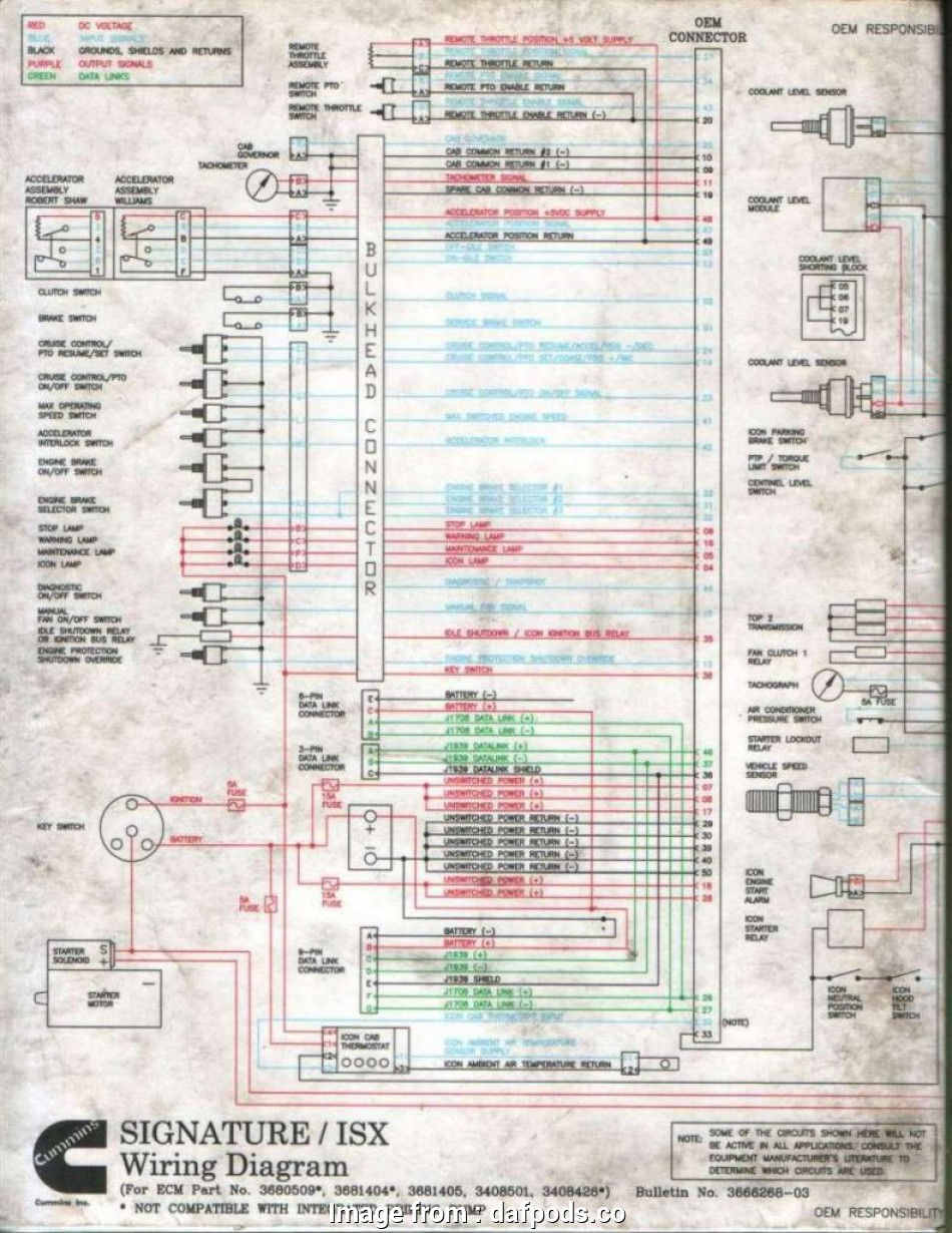 Kenworth W900 Starter Wiring Diagram Cleaver International ...