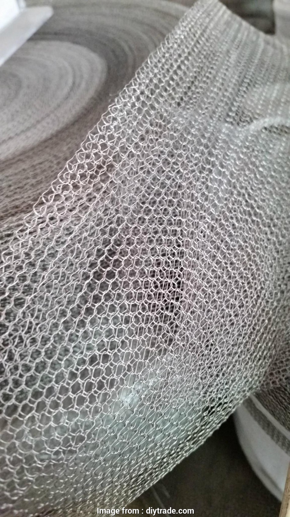 knitted wire mesh STAINLESS STEEL KNITTED WIRE MESH, FLS-09 -, (China 8 Perfect Knitted Wire Mesh Solutions