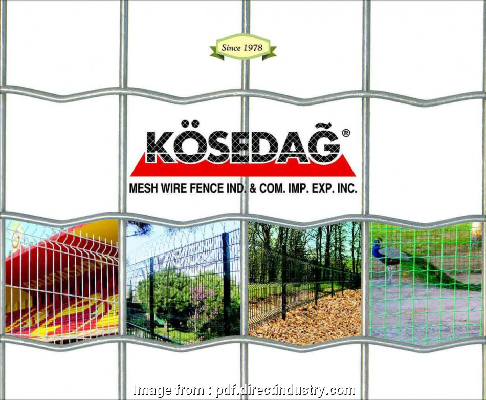 kosedag mesh wire fence inc Catalogue KOSEDAG, KOSEDAG MESH WIRE FENCE -, Catalogue 19 Top Kosedag Mesh Wire Fence Inc Solutions