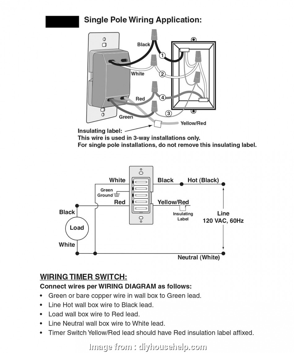 legrand single pole switch wiring Buying Guide: Preset Bath, Timer Switches,, House Help 19 Best Legrand Single Pole Switch Wiring Ideas