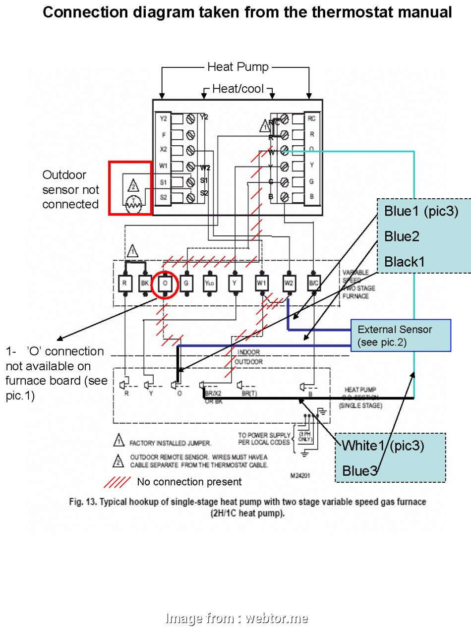 Lennox Thermostat Wiring Diagram Nice Can I  The T