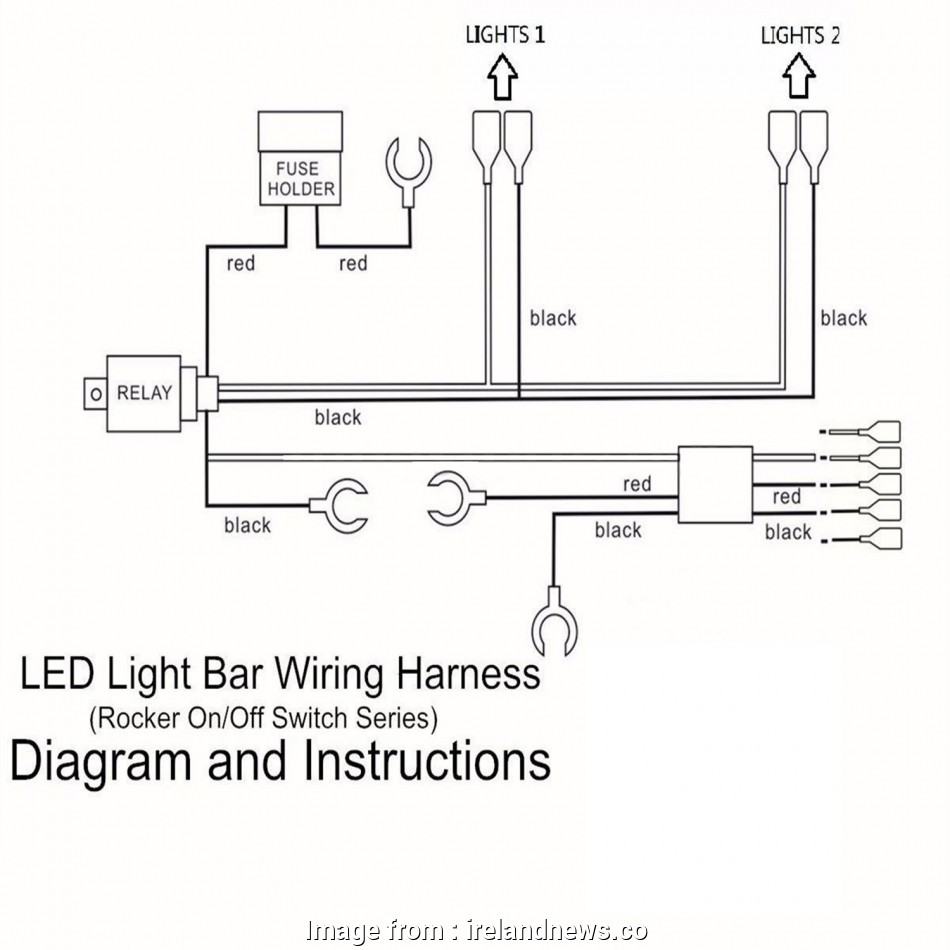 Light Switch Wiring Blue New Led Light  Wiring Diagram