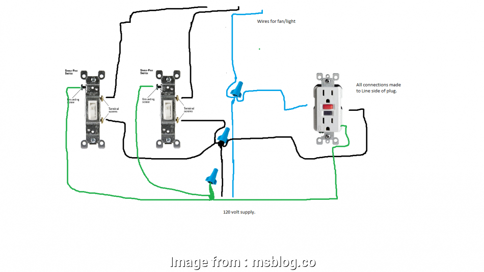 Wiring Gfci Schematic - Schematics Online on