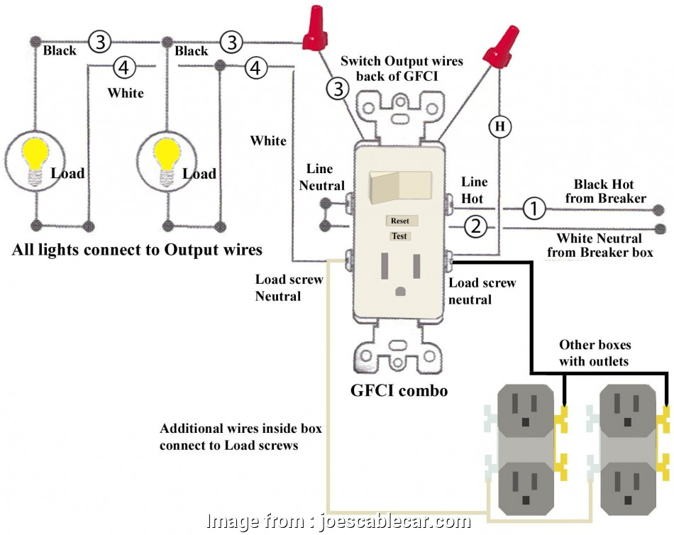 light switch wiring diagram with outlet wiring diagram, light switch, outlet  awesome wiring diagrams