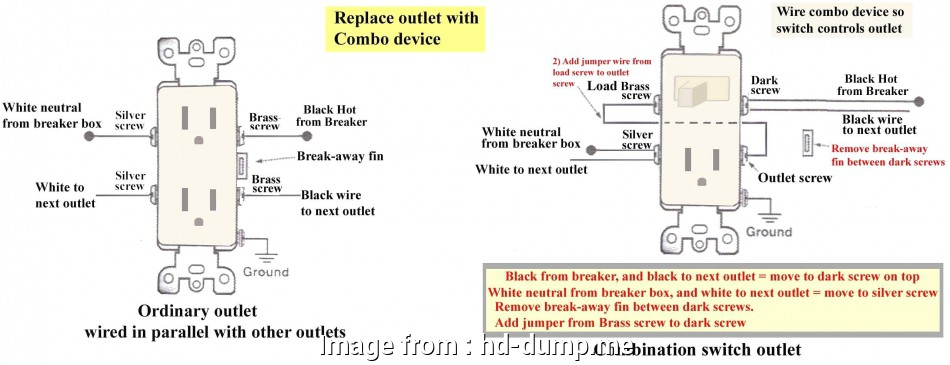 light switch wiring outlet Leviton Light Switch Wiring Diagram 3, Also, Outlet In And 17 New Light Switch Wiring Outlet Solutions
