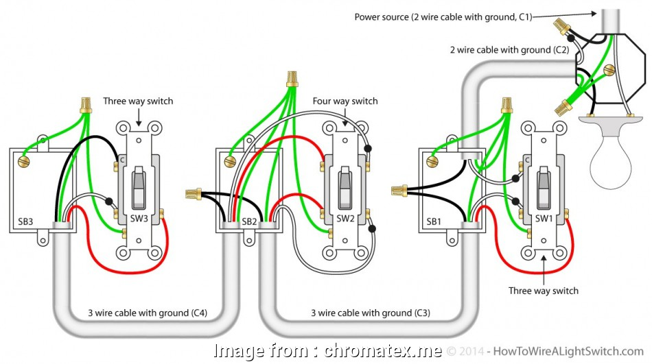 light switch wiring types 3 Types Of Light Switch Wiring Guide, Beginners Striking 1 Way 12 Popular Light Switch Wiring Types Galleries