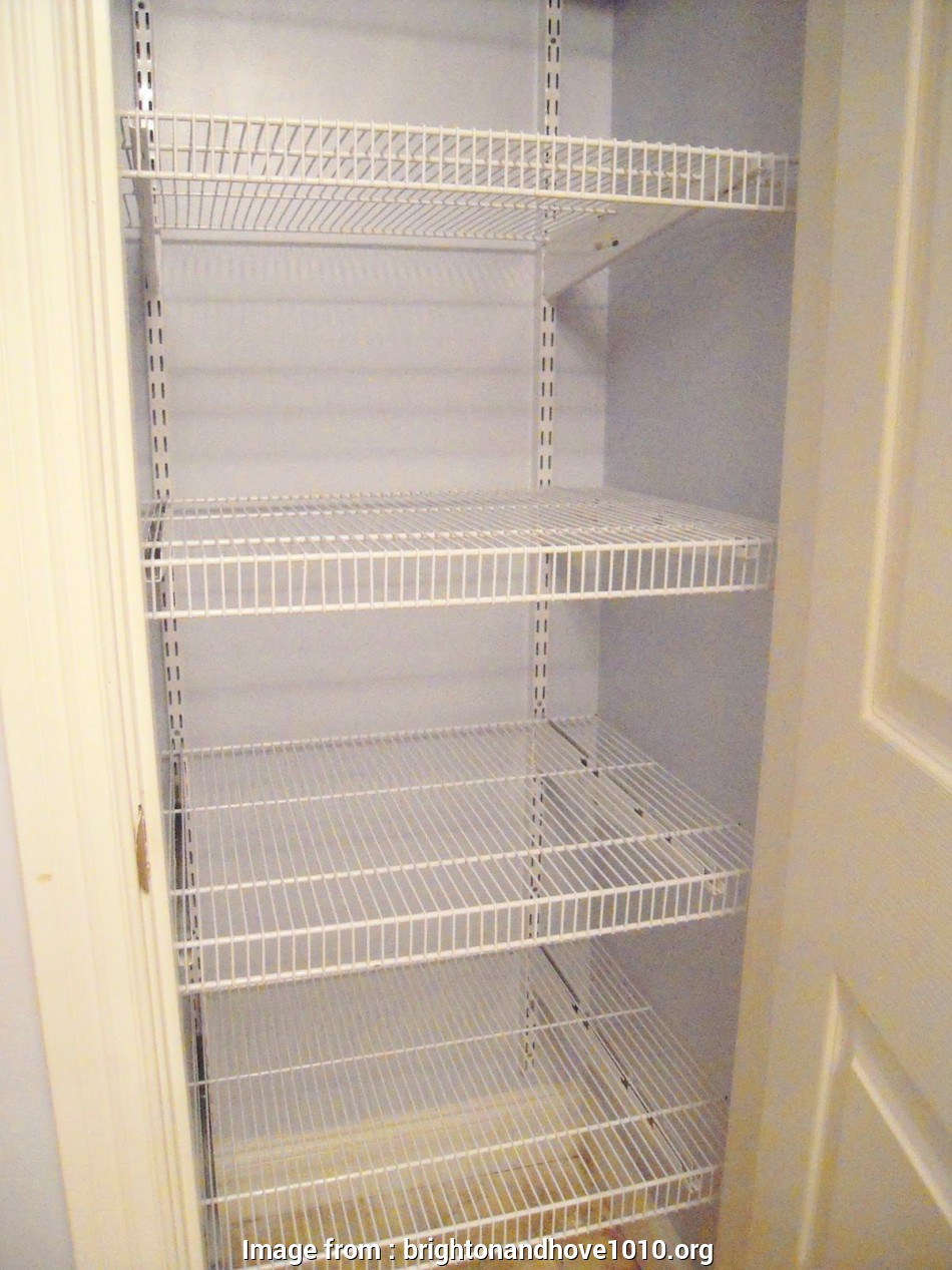 linen closet wire shelving How To Install A, Wire Closet Shelving Organizer WALLOWAOREGONCOM 18 Perfect Linen Closet Wire Shelving Galleries